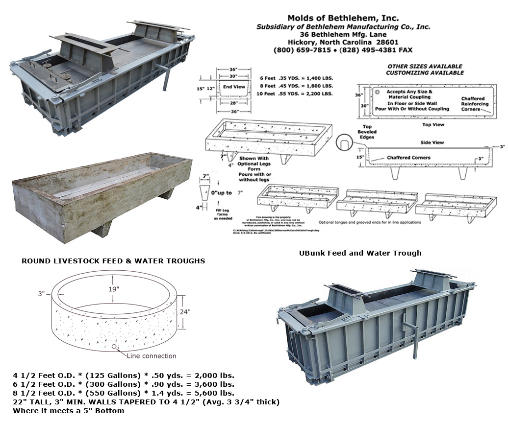 Livestock Trough Pictures